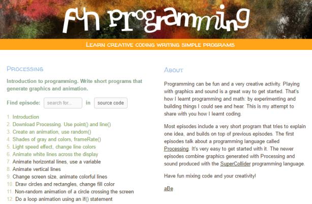 Fun_Programming